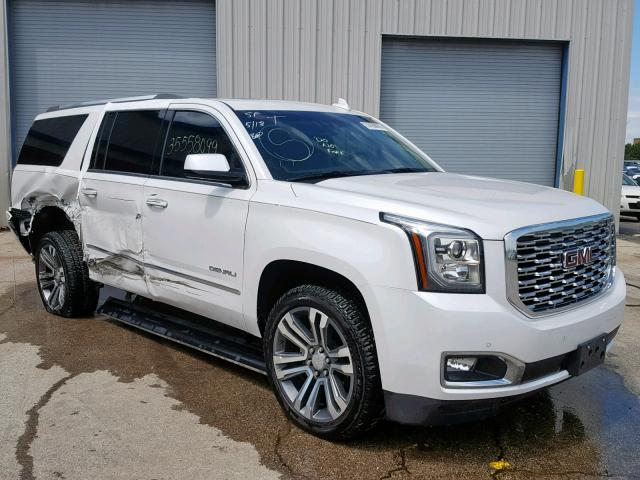 click here to view 2019 GMC YUKON XL D at IBIDSAFELY