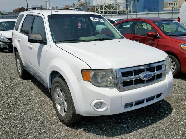 2010 Ford Escape Hyb 2.5L