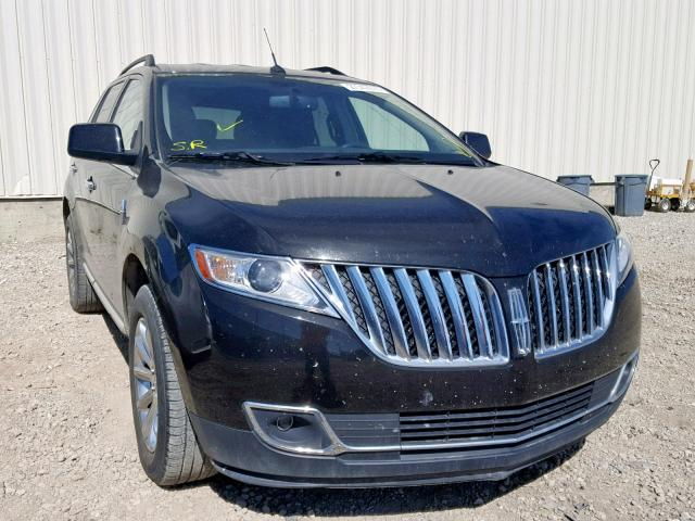 click here to view 2011 LINCOLN MKX AWD at IBIDSAFELY