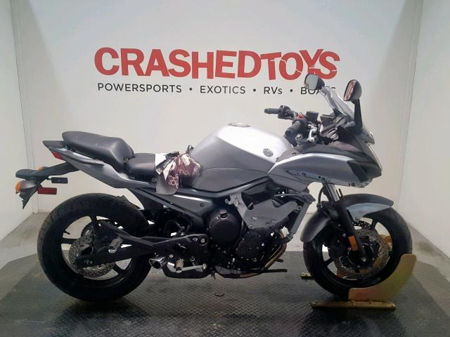 Salvage 2016 Yamaha FZ6 R for sale