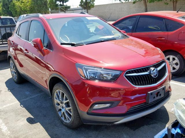 click here to view 2018 BUICK ENCORE SPO at IBIDSAFELY