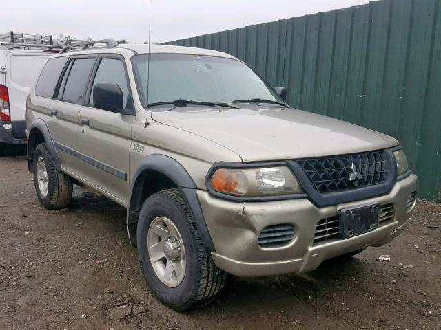 click here to view 2003 MITSUBISHI MONTERO SP at IBIDSAFELY