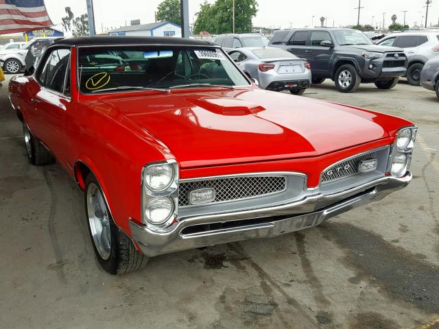 click here to view 1967 PONTIAC GTO at IBIDSAFELY