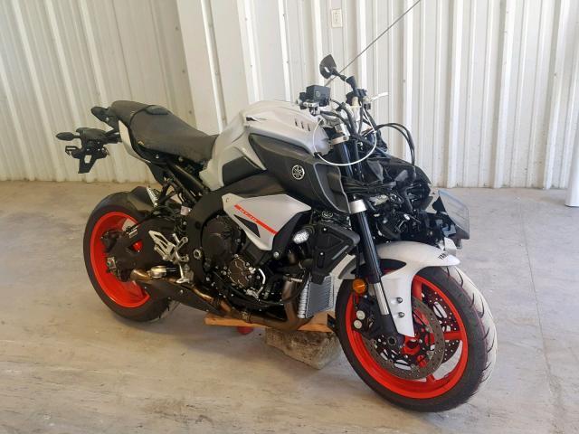 2019 Yamaha Mt10 4 للبيع في Hurricane WV - Lot: 39262459