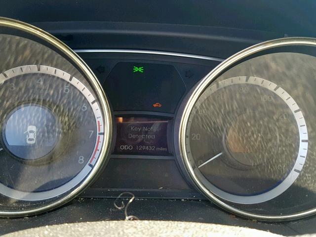 Купить HYUNDAI SONATA SE 2011: Авто с пробегом из США в