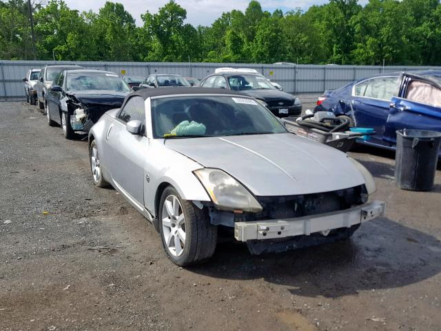 clean title 2004 nissan 350z converti 3 5l 6 for sale in york haven