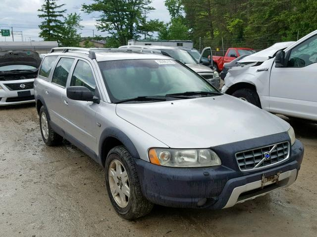 Volvo XC70 salvage cars for sale: 2005 Volvo XC70