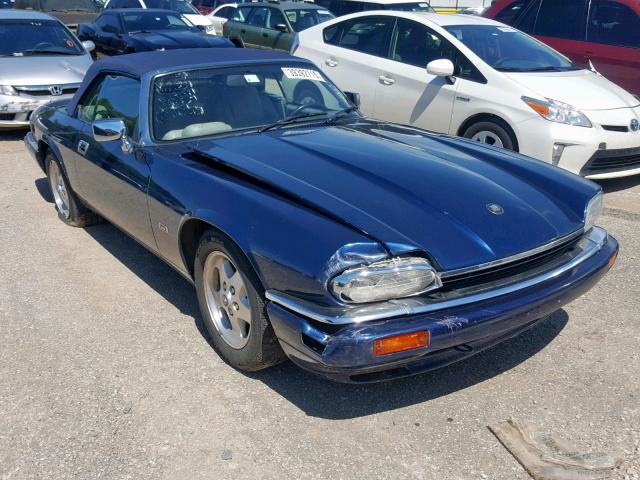 click here to view 1995 JAGUAR XJS 2+2 at IBIDSAFELY