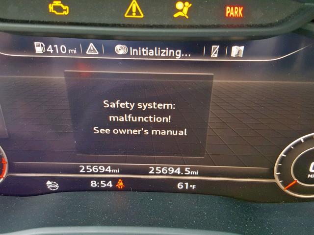 2017 Audi A4 Premium 2 0L 4 for Sale in Vallejo CA - Lot: 38707809