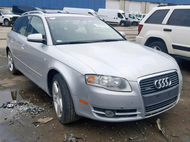 click here to view 2007 AUDI A4 2.0T AV at IBIDSAFELY