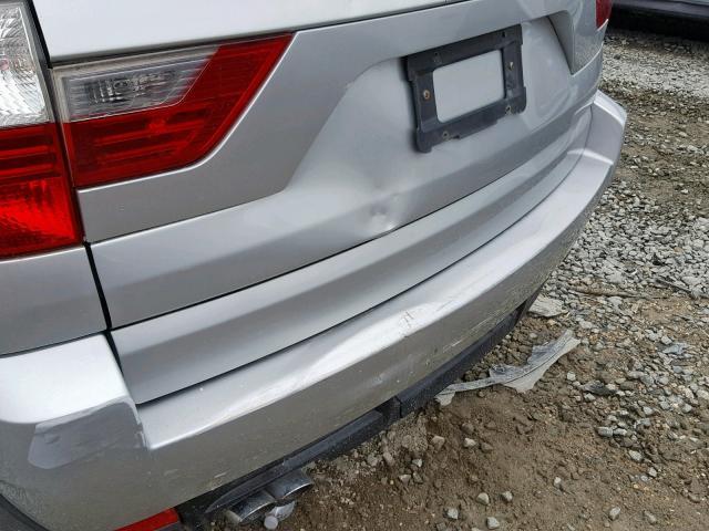 2008 BMW X3 3 0SI Photos | FL - MIAMI CENTRAL - Salvage Car