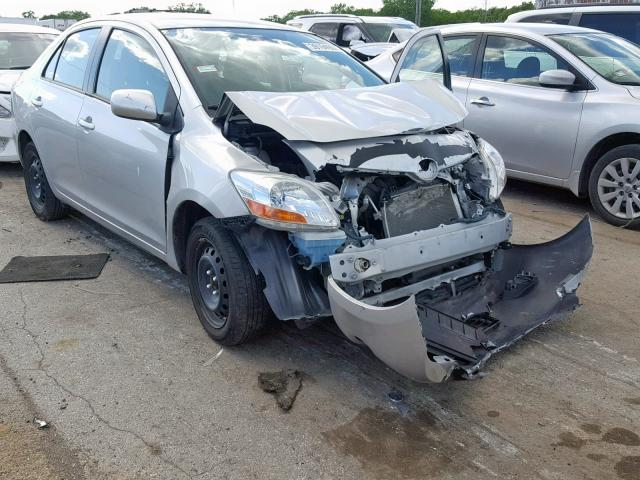 Salvage 2012 Toyota YARIS for sale