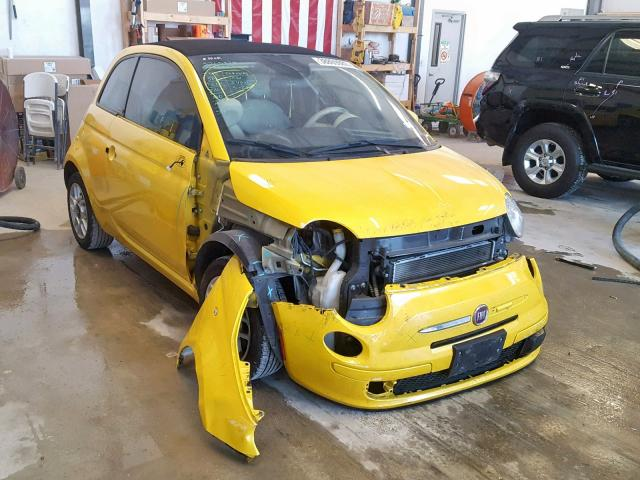 click here to view 2015 FIAT 500 POP at IBIDSAFELY