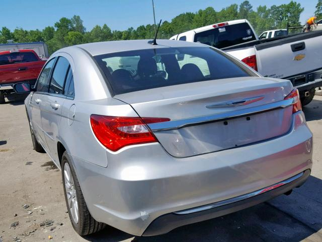 Chrysler 200 Rear >> 2012 Chrysler 200 Lx 2 4l 4 For Sale In Dunn Nc Lot 38841459