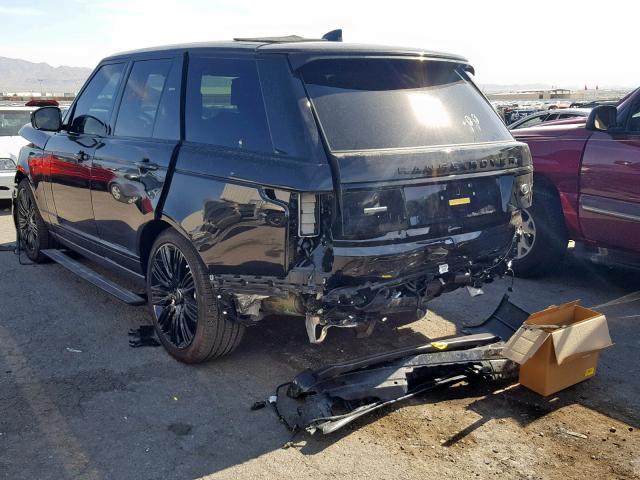 2019 Land Rover Range Rove 5 0L 8 for Sale in Las Vegas NV - Lot: 39268379