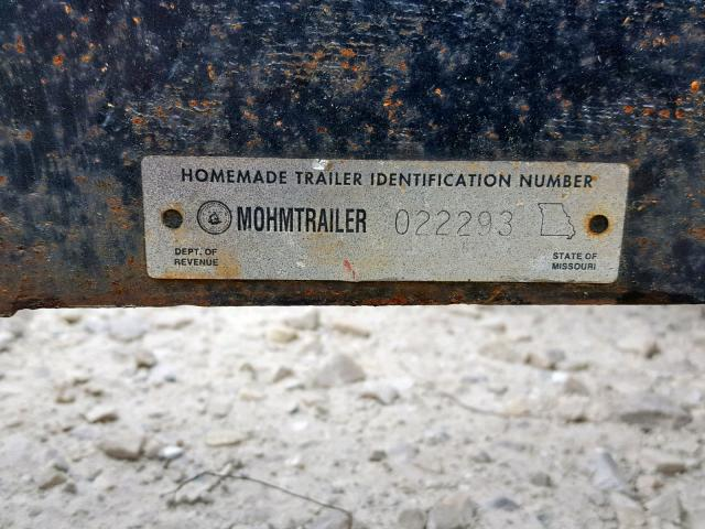 2016 Trail King Homemade for Sale in Rogersville MO - Lot: 37632619