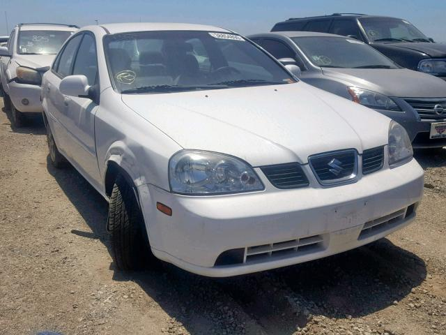 click here to view 2004 SUZUKI FORENZA S at IBIDSAFELY