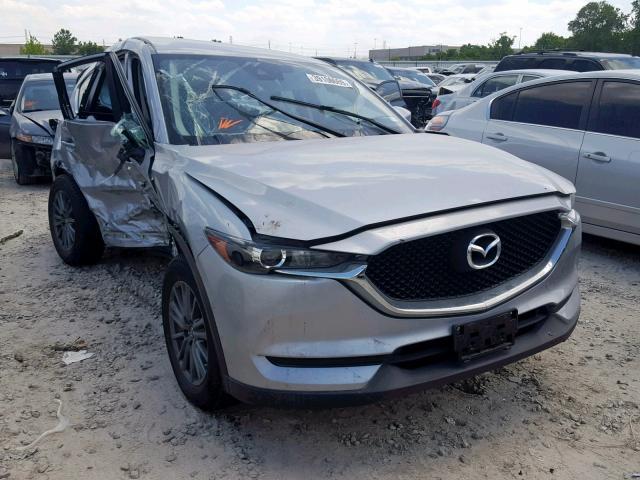 2017 Mazda Cx 5 Colors >> 2017 Mazda Cx 5 Sport 2 5l 4 For Sale In Houston Tx Lot 39100669