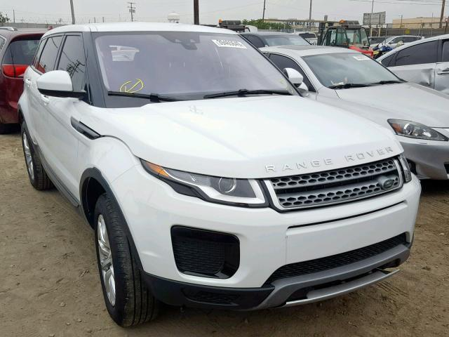 click here to view 2018 LAND ROVER RANGE ROVE at IBIDSAFELY