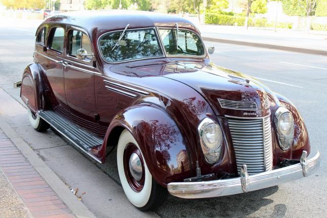 click here to view 1937 CHRYSLER AIRFLOW at IBIDSAFELY