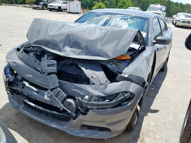 2017 Dodge Charger SX en venta en Austell, GA