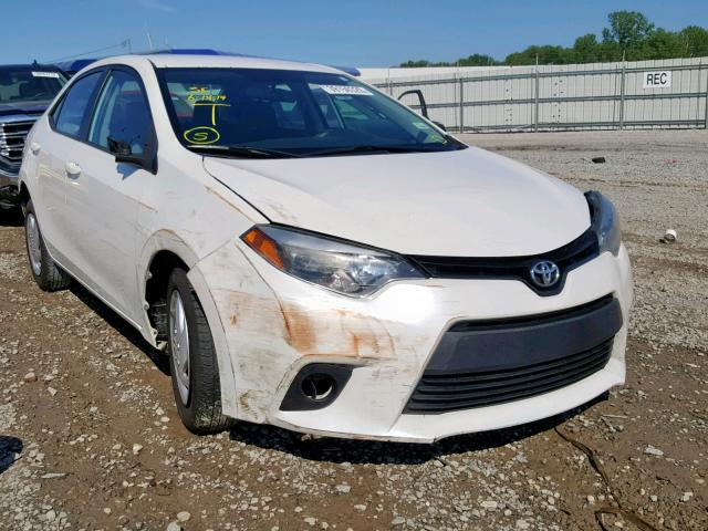 Salvage 2014 Toyota COROLLA EC for sale