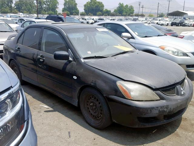 click here to view 2004 MITSUBISHI LANCER RAL at IBIDSAFELY