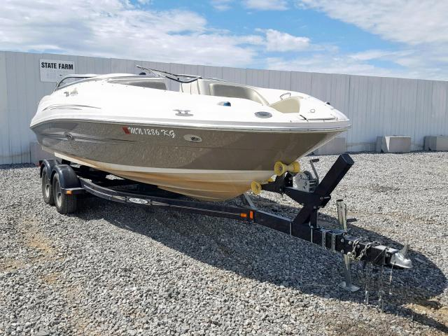 Sea Ray Marine Trailer salvage cars for sale: 2007 Sea Ray Marine Trailer