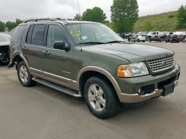 Ford Explorer E Vehiculos salvage en venta: 2004 Ford Explorer E