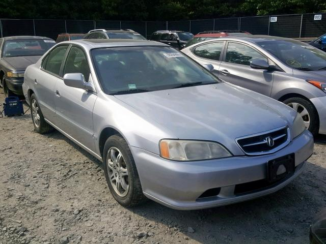 Salvage 2001 Acura 3.2TL for sale