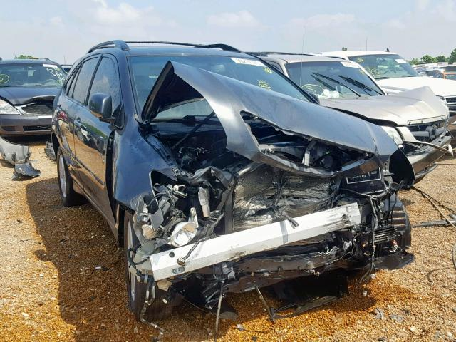 Salvage cars for sale from Copart Bridgeton, MO: 2008 Lexus RX 350