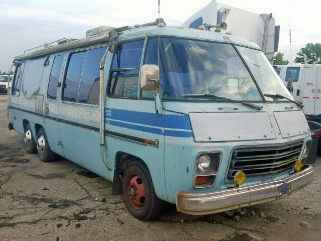 1973 GMC MOTORHOME For Sale | MI - DETROIT | Tue  Jul 09, 2019
