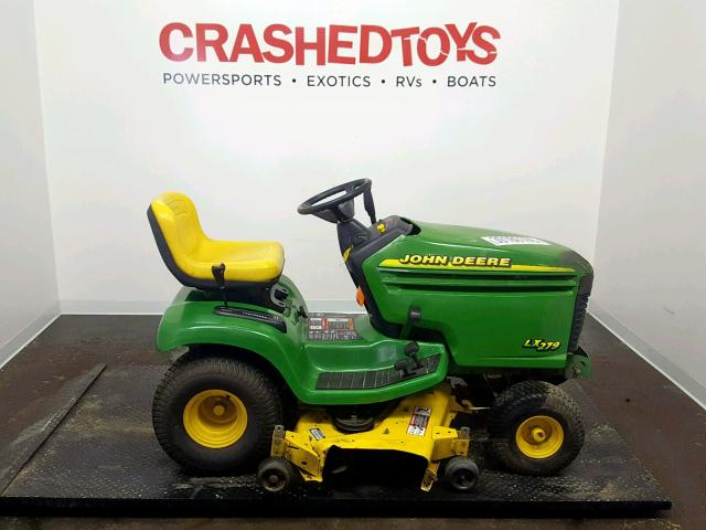 click here to view 2000 1999 JD LX279 at IBIDSAFELY