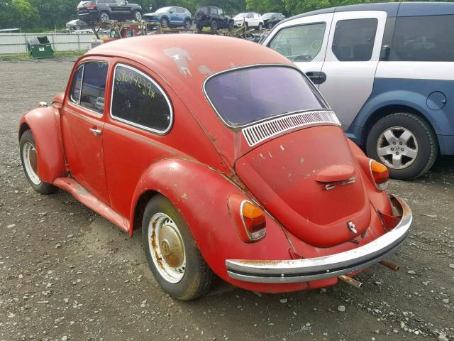 1968 Volkswagen Beetle for Sale in Marlboro NY - Lot: 39094239