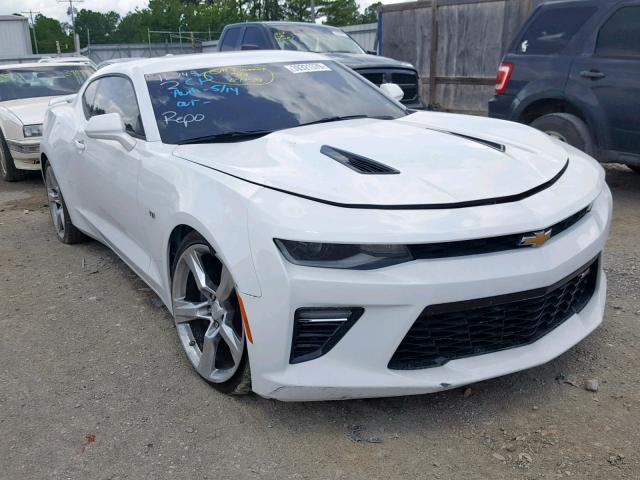 2018 Chevrolet Camaro Ss 6 2L 8 for Sale in Florence MS - Lot: 39321379