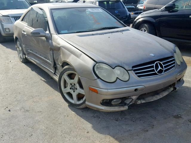 click here to view 2005 MERCEDES-BENZ CLK 500 at IBIDSAFELY