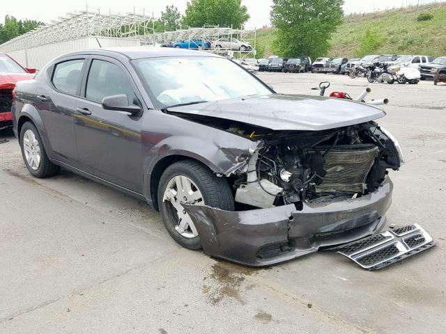 2014 Dodge Avenger Se 2.4L