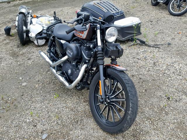 click here to view 2011 HARLEY-DAVIDSON XL883 N at IBIDSAFELY