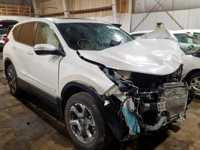 click here to view 2018 HONDA CR-V EXL at IBIDSAFELY
