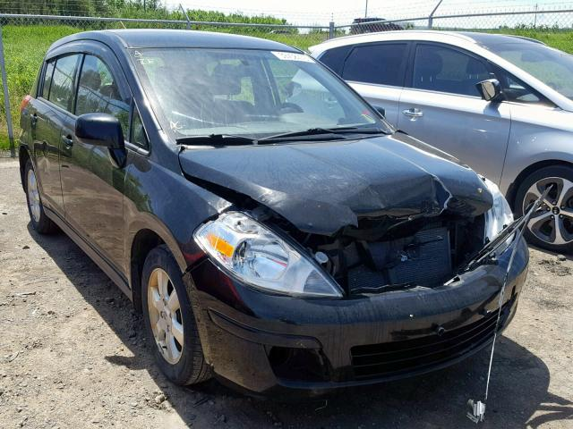 Salvage 2012 Nissan VERSA S for sale