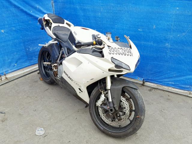 click here to view 2009 DUCATI 848 at IBIDSAFELY