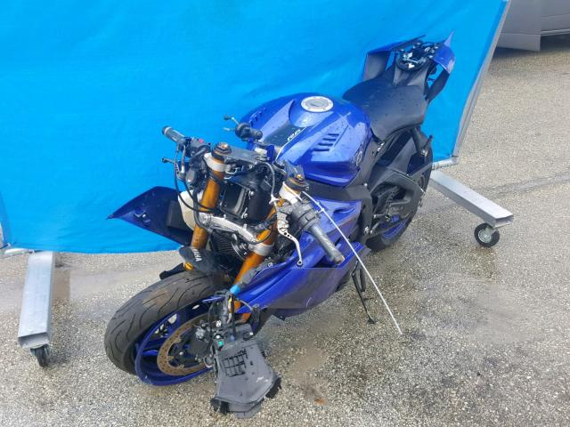 2018 Yamaha Yzfr6 4 for Sale in Miami FL - Lot: 38910949