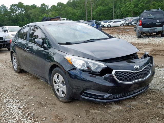 2016 KIA Forte LX for sale in Jacksonville, FL
