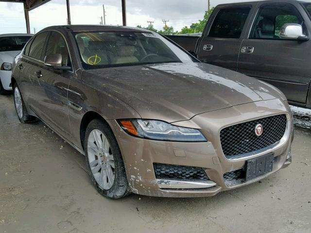 click here to view 2017 JAGUAR XF PREMIUM at IBIDSAFELY