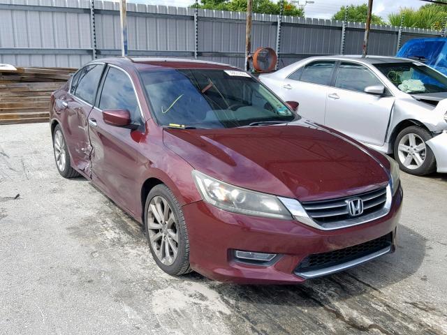 2013 HONDA ACCORD SPORT Photos | FL - ORLANDO SOUTH - Salvage Car