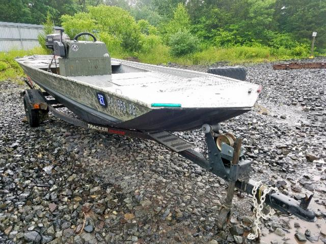 Tracker Vehiculos salvage en venta: 1989 Tracker Marine Trailer