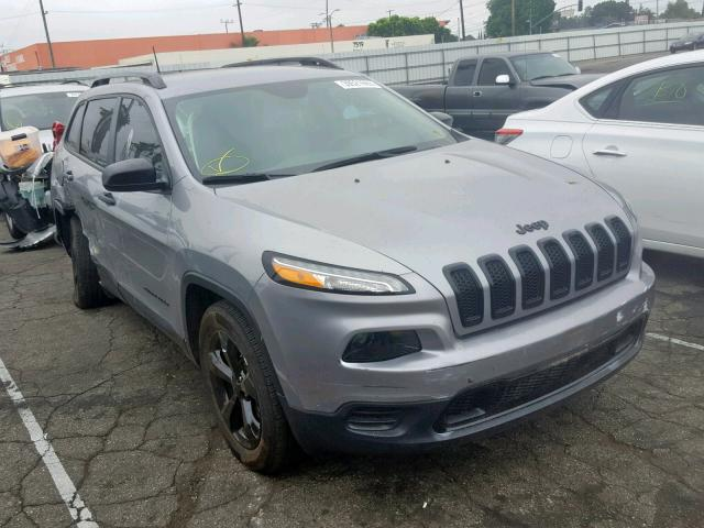 click here to view 2017 JEEP CHEROKEE S at IBIDSAFELY