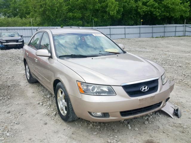 2007 Hyundai Sonata Gl 3.3L