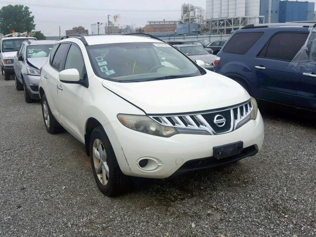 click here to view 2009 NISSAN MURANO S at IBIDSAFELY
