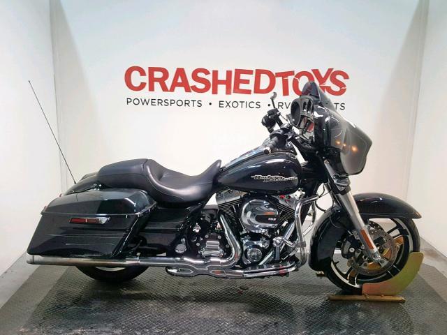 Salvage 2016 Harley-Davidson FLHXS STREET for sale